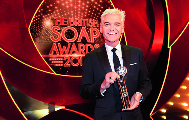 The soap Oscars are back – and for the first time ever they're live!