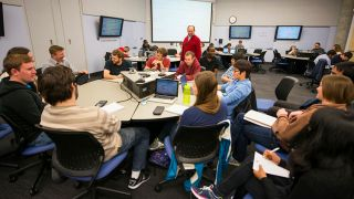 World of active learning in higher ed (University Business)