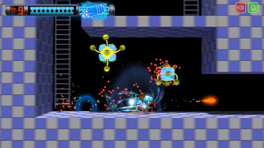 Mighty No. 9 Early Alpha Screenshots Released #30426