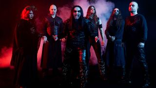 A journey from the lowest to the highest realms of Suffolk's masters of the macabre, Cradle Of Filth