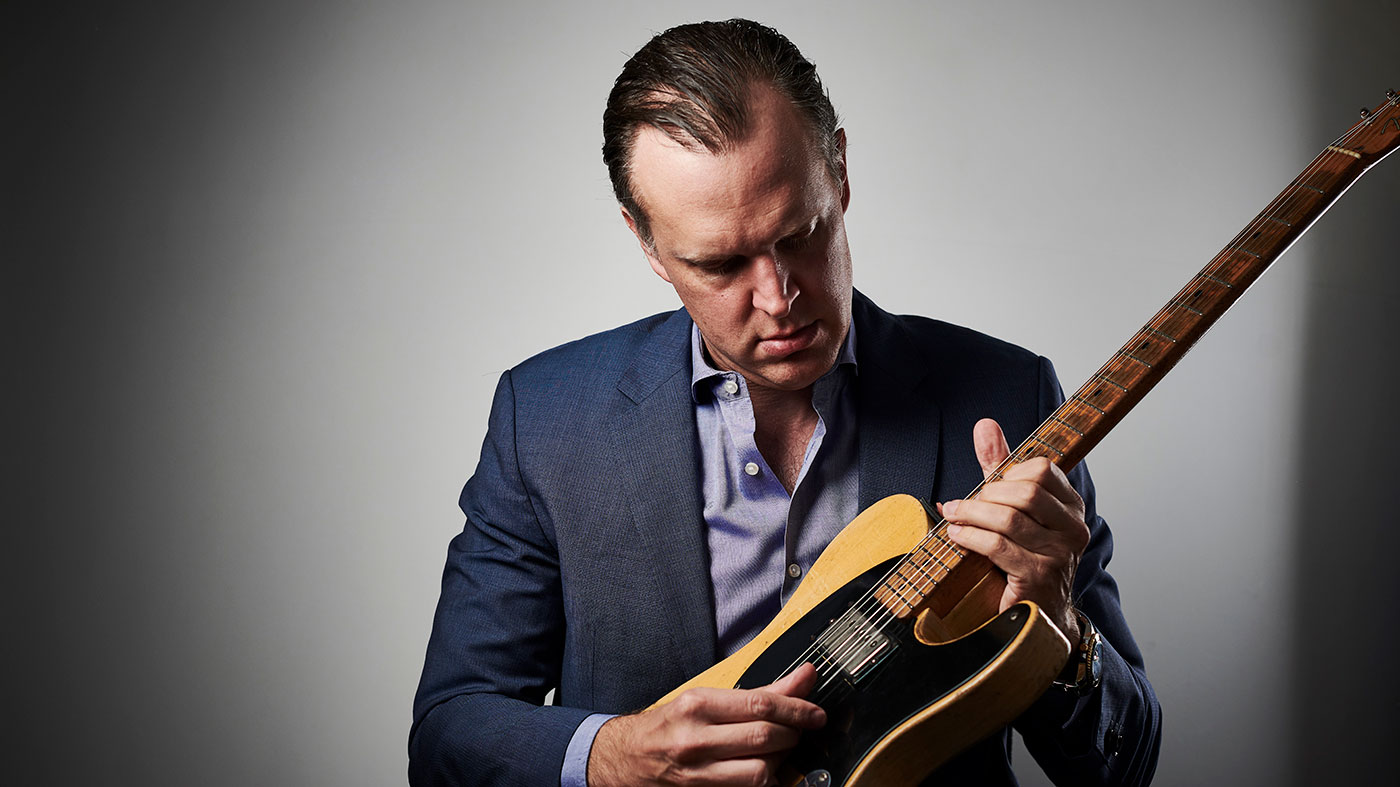 Fender is making a Joe Bonamassa signature '51 Nocaster | Guitar World