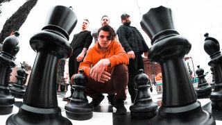 Stray From The Path with chess pieces