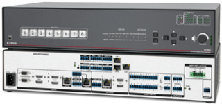 Extron Now Shipping IN1608 Models with HDBaseT Compatibility