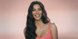 Kim Kardashian on Keeping Up with the Kardashians