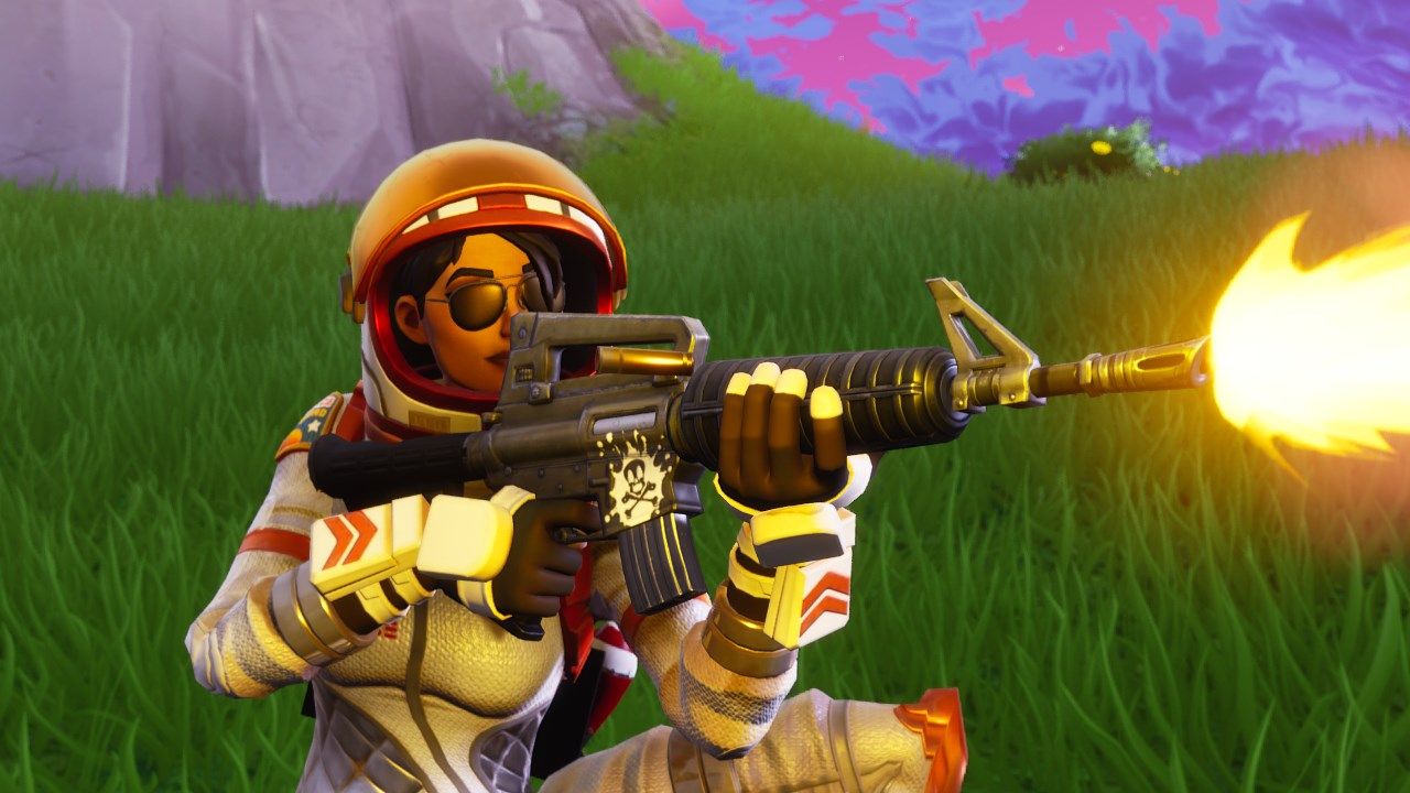 Solo Showdown Standings Fortnite Ps4 Fortnite Blitz Showdown Is An Extra Fast Competitive Mode With Tons Of V Buck Prizes Gamesradar