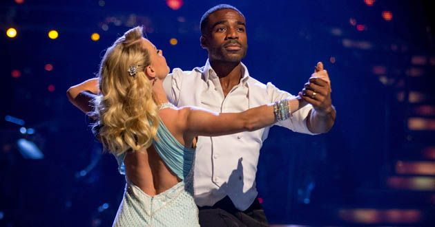 strictly come dancing, ore oduba, ratings