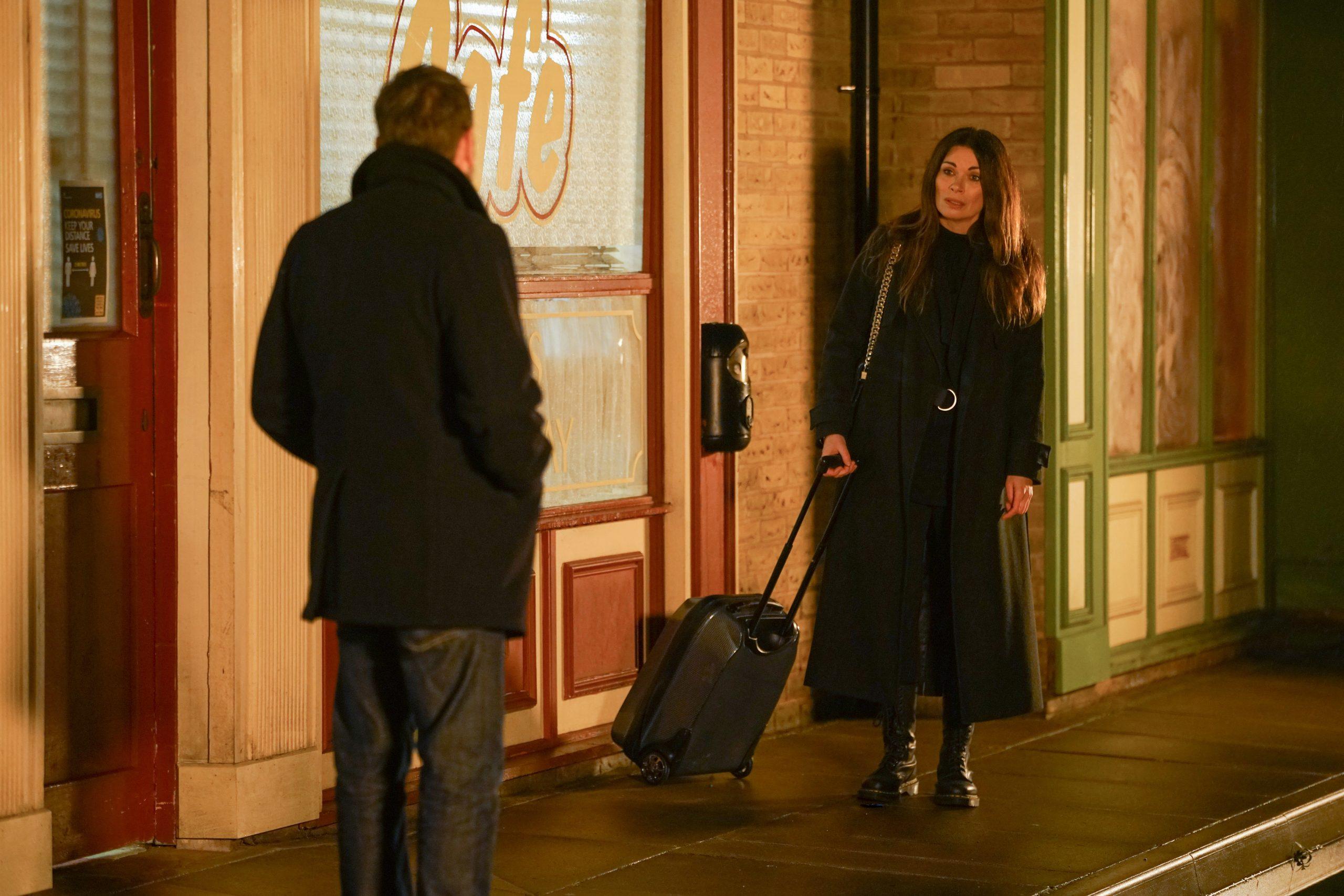 Spoiler en Coronation Street: Peter Barlow le pide a Carla una segunda oportunidad