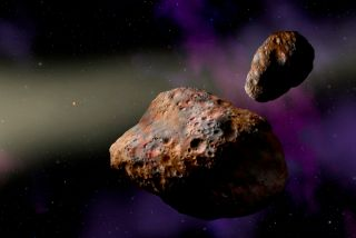 Patroclus-Menoetius asteroid