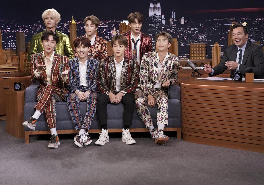 BTS K-Pop Idols: Inside the Hit Factory