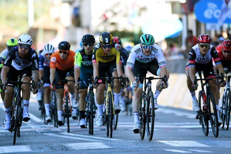 Matt Walls sprints to Gran Piemonte victory