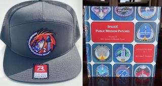 Enter to win a Spacex Crew-2 hat and mission patch collector's guide in our latest giveaway with The Space Store!
