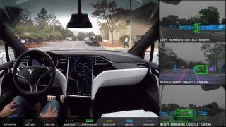 Tesla Autopilot是众多自动驾驶汽车AIS解释之一