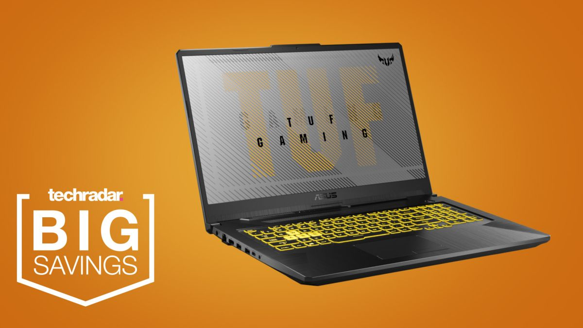 This Asus TUF gaming laptop deal from Best Buy will save you $100
