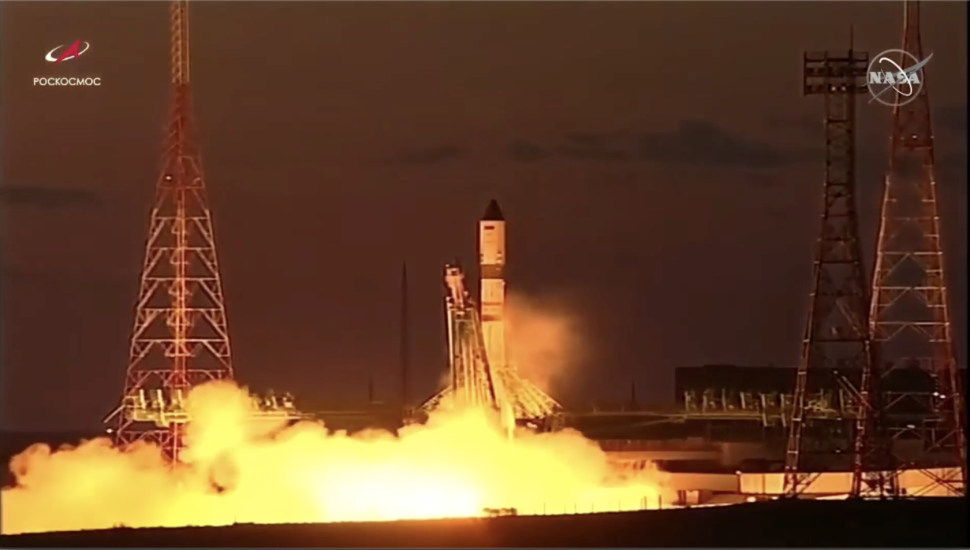 Russia's Progress cargo ship successfully launches to space station