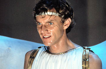 Caligula - Malcolm McDowell as the notorious Roman emperor