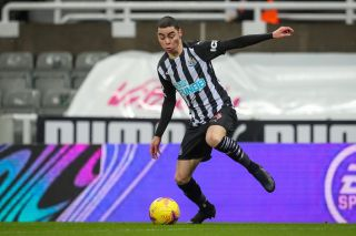 Miguel Almiron - Newcastle United
