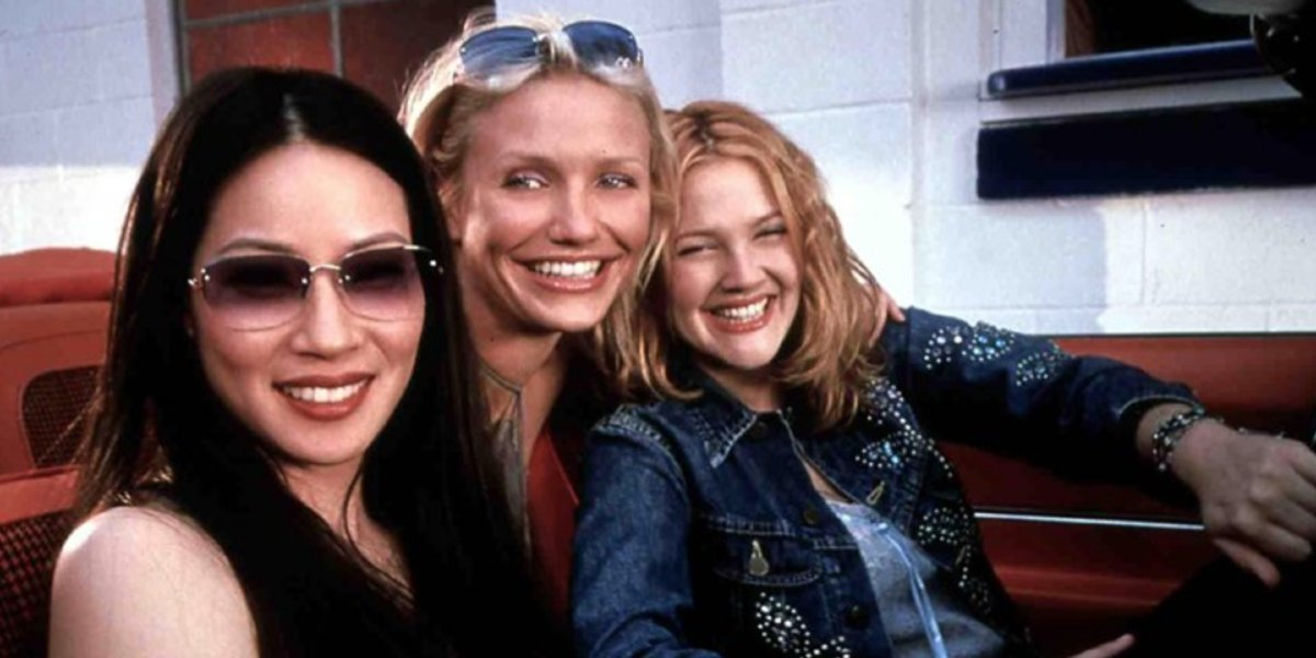 The Charlie's Angels cast