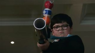 Archie Yates in Home Sweet Home Alone.