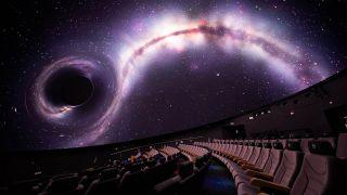 Visit the world's first 10K 3D planetarium