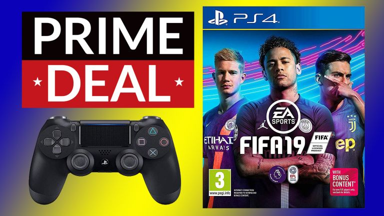Amazon Prime Day PS4 deals gaming