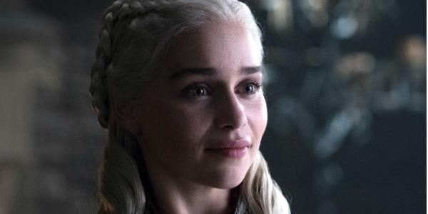 Game of Thrones Daenerys Targaryen Emilia Clark HBO