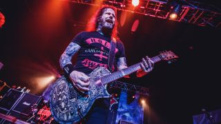 Exodus (and former Slayer) guitarist Gary Holt recalls LSD trips with Kirk Hammett and his band's last support slot with Metallica