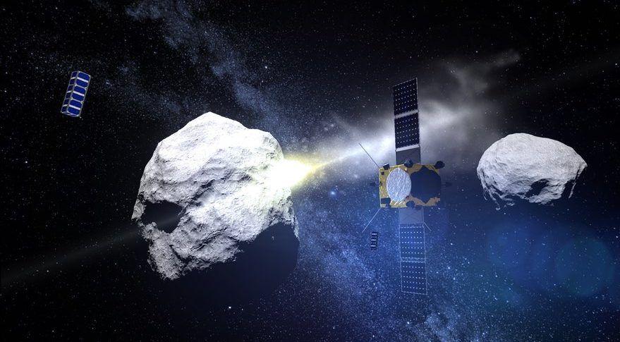 NASA Presses Ahead With Asteroid Mission Despite ESA Funding Decision