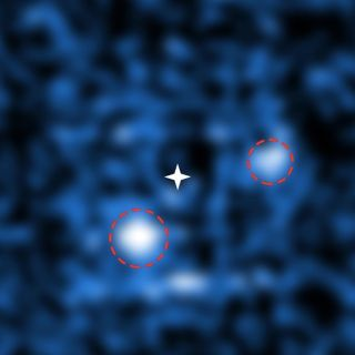 Rare Sight! 2 Newborn Alien Planets Spotted Around Distant Star | Space