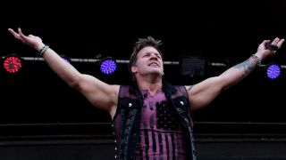 A picture of Chris Jericho