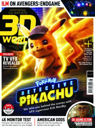 Detective Pikachu 3D World