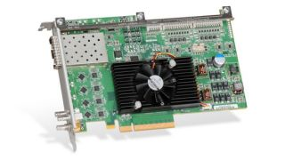 Matrox Offers X.mio3 12G SDI Card for Developers