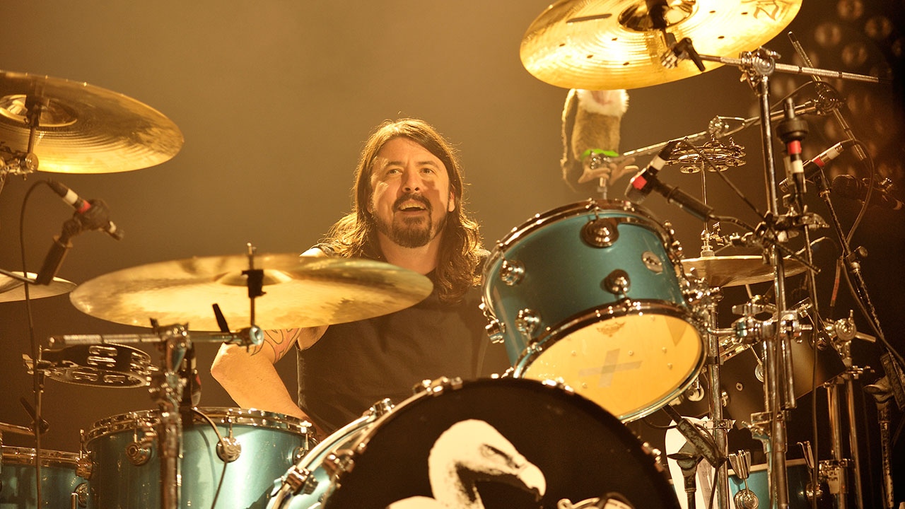 Is Dave Grohl actually the best drummer in the world? | Louder