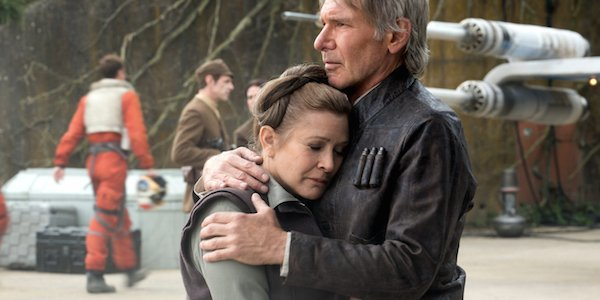 Han Solo Leia