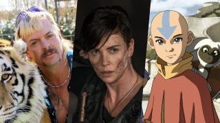 why netflix is winning: tiger king, the old guard, avatar the last airbender