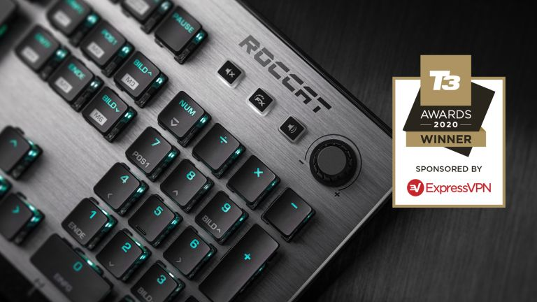 Roccat Vulcan 120 AIMO T3 Awards 2020 Best Gaming Keyboard