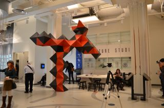 Sculptures, games, videos and more make math fun, and comprehensible, at the National Museum of Mathematics.