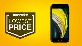 iPhone SE 2020 black friday deal