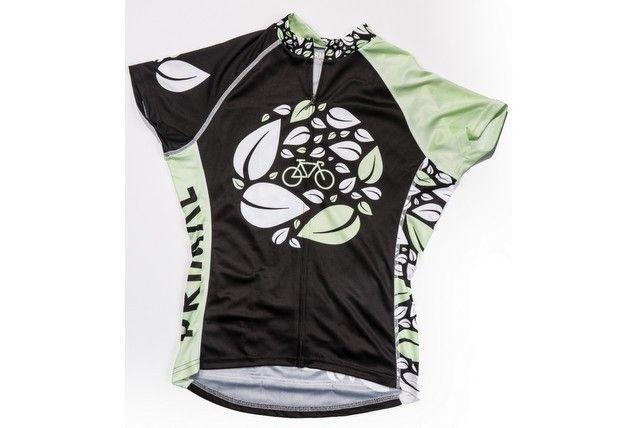 Primal B-Leaf Women's Cycling Jersey