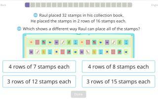 Happy Numbers screenshot: Challenging questions