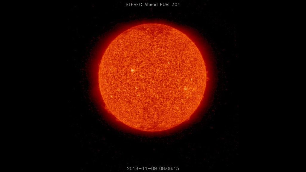 NASA's Parker Solar Probe spotted 'stealth' outburst on the sun