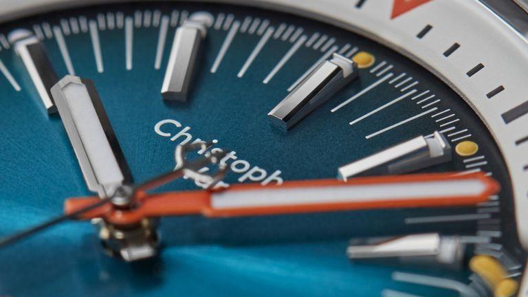 Christoper Ward Super Compressor watch
