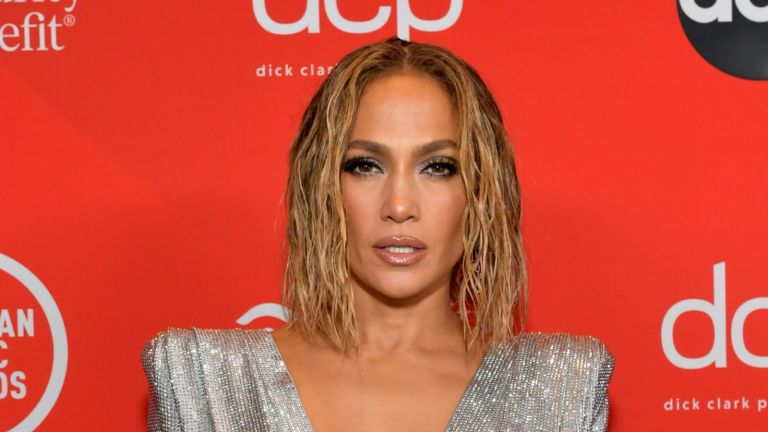 ennifer Lopez (JLo) attends the 2020 American Music Awards at Microsoft Theater on November 22, 2020 in Los Angeles, California