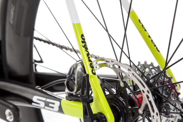 e21b3676fc1 Cervelo S3 Disc review - Cycling Weekly