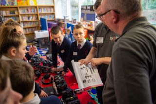 Rise, Clear-Com and Broadcast Industry Leaders Join Forces to Host STEM Workshops for Primary Schools