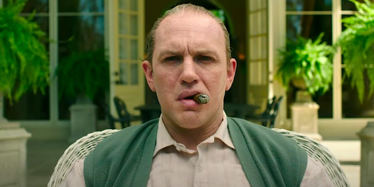 Tom Hardy Looks Horrifying As Al Capone In New Look At