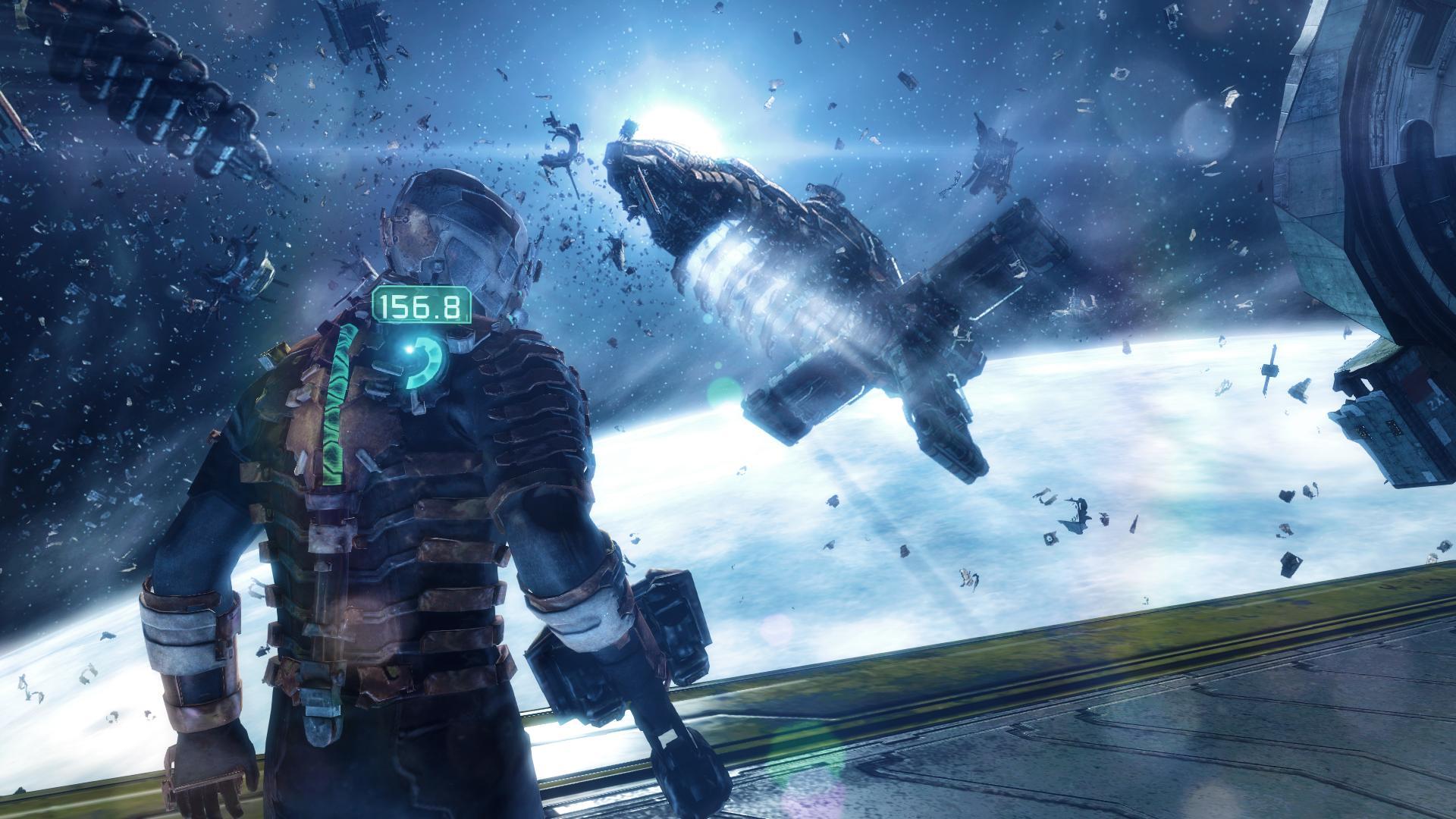 Former Visceral creative director reveals plans for Dead Space 4 | PC Gamer