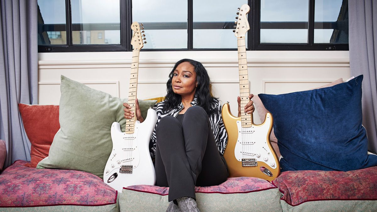 """Malina Moye: """"I'm using my guitar as my weapon to tell you how I feel and give you my perspective"""""""