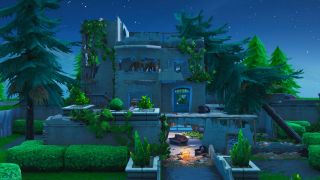fortnite hero mansion villain hideout lair