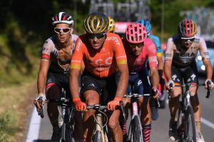 'I have no options in this team anymore': Greg Van Avermaet confirms he'll leave CCC Team