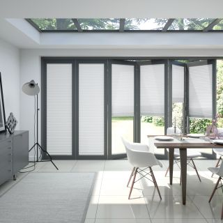 16 Practical And Pretty Door Treatments From Blinds And